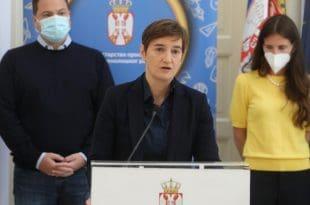 Ана Брнабић и комплетна СНС отворено заступају интересе локалне и регионалне нарко мафије