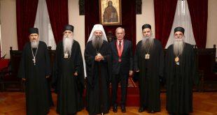 СПЦ као политички комесар владајућег режима