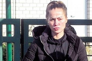 Дијана Хркаловић ухапшена и пребачена у Окружни затвор, одузели јој службени пиштољ и панцир