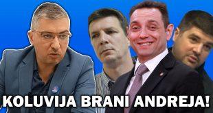 Думановић открива: Предраг Kолувија брани Андреја Вучића! (видео)