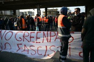 Италија: Масовни протести радника против ковид пропусница, Ватикан и лука у Ђенови блокирани (видео)