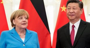 Меркел признала да је Кина 2001. била слабија од Немачке, а да је данас 4 пута јача