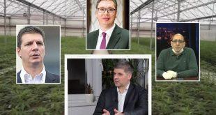 Вучић и Владимир Ђукановић лажу јавност и потурају лажне доказе како би ослободили припаднике нарко клана