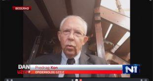 Предраг Кон оптужио режим да лаже о броју умрлих од короне којих је два пута више од званичног броја (видео)