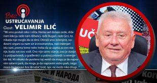 Велимир Илић: Вучић је са мафијом окупирао државу, њих ће само улица решити! (видео)