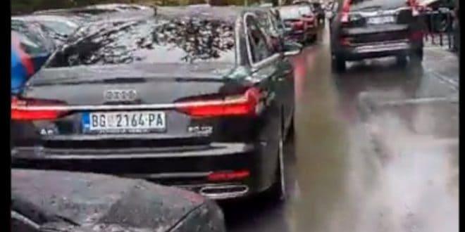 Погледајте бесни возни парк политичког крила нарко-мафије у Србији! (видео)