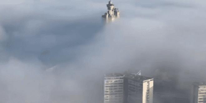 Ваздух у Београду поново најзагађенији на свету